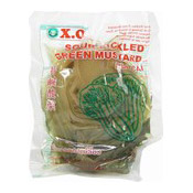 Sour Pickled Green Mustard (Dua Cai) (咸酸菜)