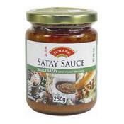 Satay Sauce (沙爹醬)