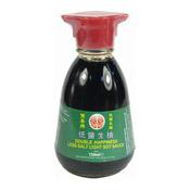 Less Salt Light Soy Sauce (雙喜牌低鹽生抽)