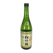 Sho Chiku Bai Classic Junmai Sake (15%) (松竹梅日本酒)