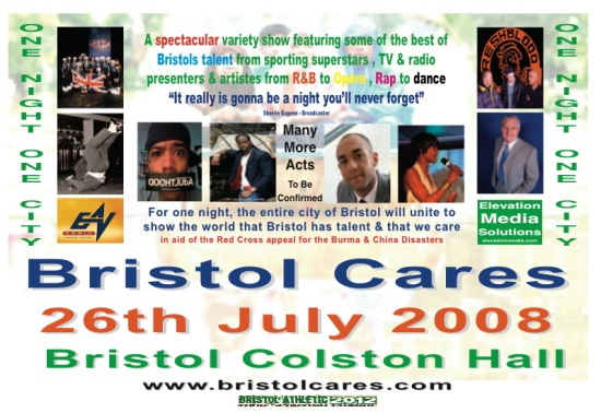 Bristol Cares Flyer