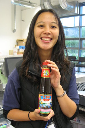 Kay recommends Premium Oyster Sauce