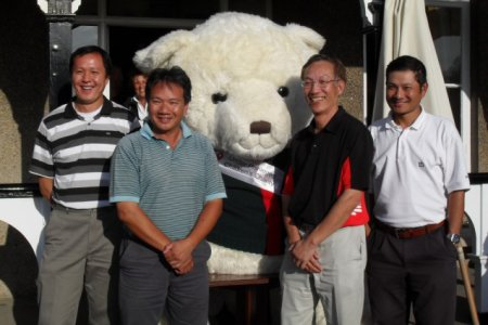 Wai Yee Hong wins UPCC Golf Tournament 2009!