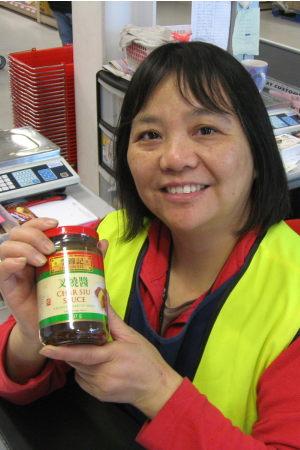 Sandie recommends Char Siu Sauce!