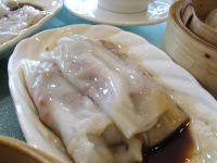 Cheung Fun - Rice Noodle Rolls
