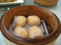 Har Gao - Shrimp dumplings