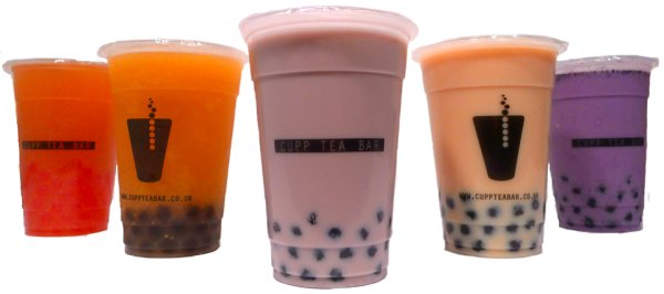CUPP Bubble Teas