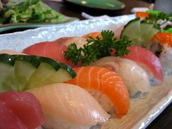 Japanese Sushi Platter