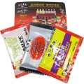 Pearl River Bridge and Yummyto Sample sachets
