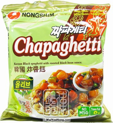 Nong Shim Chapaghetti Instant Noodles