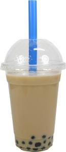 Original Milk Tea + Tapioca Pearls
