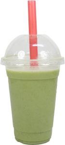 Matcha Green Tea (no toppings)
