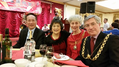 Overseas Chinese Association Chinese New Year charity gala 2015