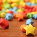 Origami Wishing Stars