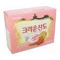 Crown Sando Biscuits Strawberry Cream Cheese)