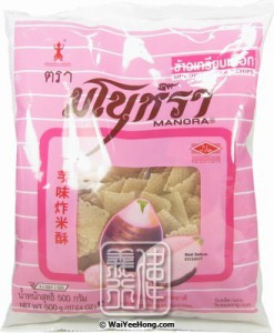 Manora Taro Chips
