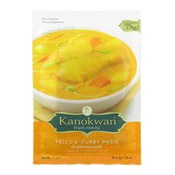 Kanokwan Yellow Curry Paste