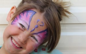 Wow Faces Face Painting