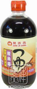 Wan Ja Shan Bonito Soy Sauce