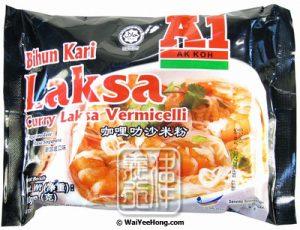 A1 Instant Noodles (Curry Laksa Vermicelli)